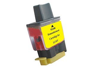 Product Image for MPI Replacement Brother LC41Y Inkjet- Yellow