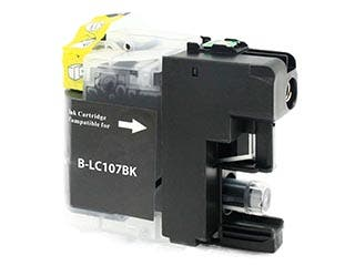 Product Image for MPI Compatible Brother LC107BK Inkjet- Black (High Yield)