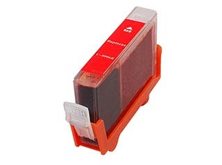 Product Image for Monoprice Compatible Canon BCI-6R Inkjet- Red