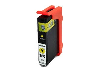 Product Image for MPI Compatible Lexmark 150XLY (14n1618/14N1650) Inkjet- Yellow