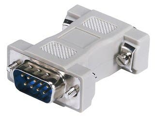 Product Image for DB9M/HDD15F, VGA Adapter, Mold