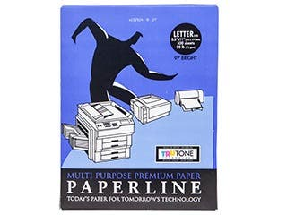 "Product Image for MPI 8.5"" x 11"" Premium White Copy Paper, 96 Brightness, 20-lb Ream of 500 Sheets"