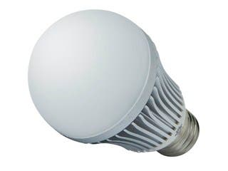 Product Image for 8-Watt (60W Equivalent) A 19 LED Bulb, 685 Lumens, Cool/ Daylight (5400K) - Non-Dimmable
