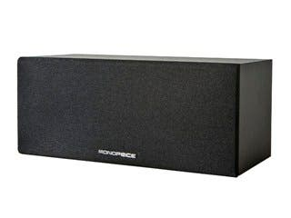Product Image for Premium Home Theater Center Channel Speaker, Black