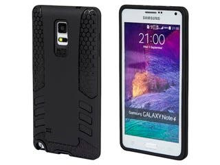 Product Image for Dual Guard Hive Protective Case for Samsung Galaxy Note® 4 - Black