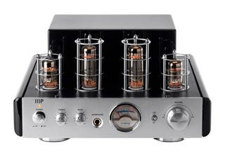 Product Image for Monoprice 25 Watt Stereo Hybrid Tube Amplifier with Bluetooth