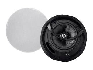 Alpha Ceiling Speakers 8-Inch Carbon Fiber 2-way (pair)