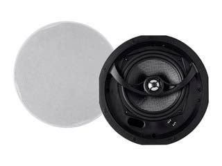 Monoprice Alpha Ceiling Speakers 6.5in Carbon Fiber 2-way (pair)