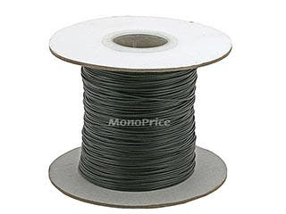 Product Image for Monoprice Wire Cable Tie 290M/Reel - Black