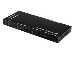 Product Image for Blackbird 4k 1X16 HDMI Splitter with 3D Support