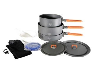 Product Image for Pure Outdoor Cook Set