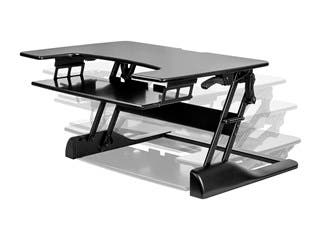 Product Image for Sit-Stand Height Adjustable Desk 36