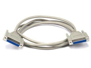 Product Image for 6ft DB25 F/F Molded Cable