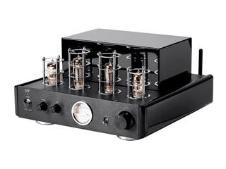 Product Image for Monoprice 50 Watt Stereo Hybrid Tube Amplifier with Bluetooth & Line Output