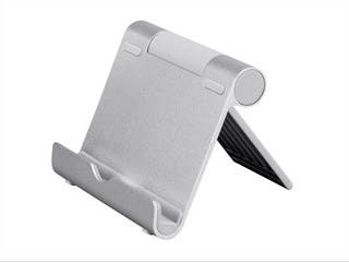 Product Image for Multi-Angle Aluminum Stand for Tablets, e-readers, and Smartphones