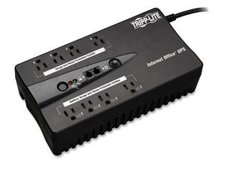 Product Image for Tripp Lite UPS 550VA 300W Desktop Battery Back Up Compact 120V USB RJ11 PC - 550 VA/300 W - 120 V AC - 3.50 Minute - To...