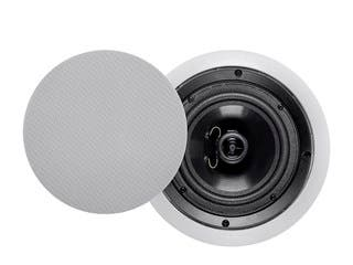 Product Image for Monoprice Aria Ceiling Speakers 6.5-inch Polypropylene 2-Way (pair)