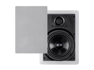 Product Image for Aria In-Wall Speakers 6.5-inch Polypropylene 2-Way (pair)
