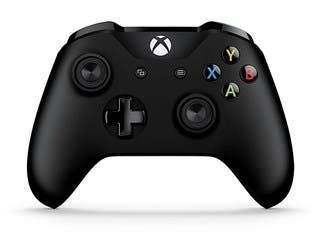 Xbox One Wireless Controller - Xbox One/Xbox One S/Windows 10/Bluetooth 6CL-00001 - Black