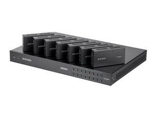 Monoprice Blackbird 4K 8x8 HDBaseT Matrix with 7 Receivers, 70m, IR, S/PDIF, RCA, TCP/IP, RS-232, EDID, HDCP 2.2
