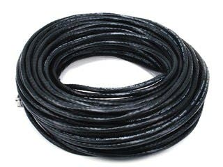 Product Image for Cat6 24AWG UTP Ethernet Network Patch Cable, 100ft Black