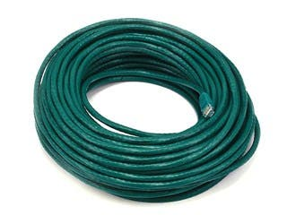Product Image for Cat6 24AWG UTP Ethernet Network Patch Cable, 100ft Green