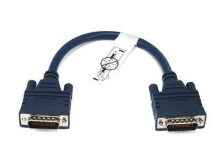 Product Image for DCE/DTE DB60 Crossover Cable, 1FT