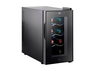 Strata Home by Monoprice 8 Bottle Thermoelectric Wine Cooler