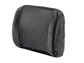 Product Image for Monoprice Memory Foam Ergonomic Back Rest Cushion