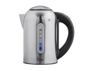 Strata Home by Monoprice Stainless Steel Electric Kettle, 1.7 Liter