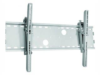 Product Image for Titan Series Tilt Wall Mount for Extra Large 32 - 70 inch TVs 165 lbs Silver UL Certified