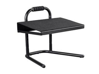 Product Image for Monoprice Height-Adjustable Standing Footrest, Steel