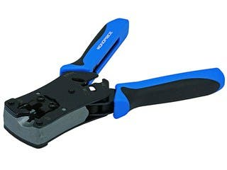 Product Image for Monoprice Multi-Modular Plug Crimps, Strips, and Cuts Tool [HT-N468B]
