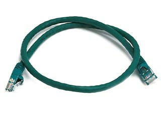 Product Image for Cat5e 24AWG UTP Ethernet Network Patch Cable, 2ft Green