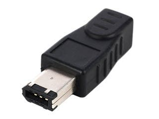 Product Image for IEEE 1394 6M/4F Adapter