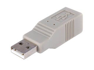Product Image for USB 2.0 A Male/B Female Adapter