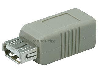 Product Image for Monoprice USB 2.0 A Female/B Female Adapter