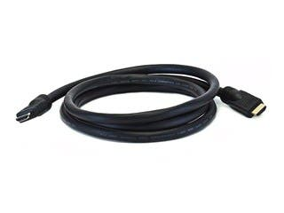Product Image for Commercial Silver Series High Speed HDMI Cable, 6ft Black