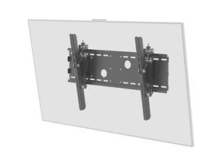 Titan Series Tilt Wall Mount for Extra Large 32~70in TVs up to 165 lbs, Black UL Certified