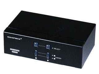 Product Image for  2X2 SVGA VGA MATRIX Switcher Splitter Amplifier Multiplier 250MHz