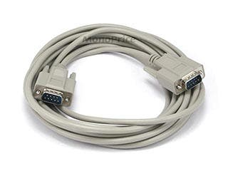 Product Image for 15ft DB 9 M/M Molded Cable