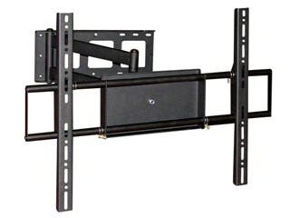 Product Image for Corner Friendly, Full-Motion TV Wall Mount Bracket (Max 110 lbs, 37 - 70 inch)