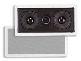 Product Image for Caliber In-Wall Center Channel Speaker, Dual 5.25in (single)