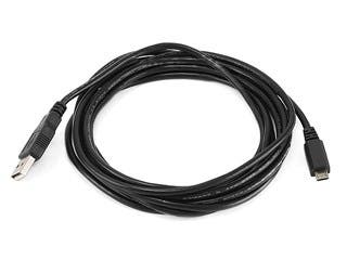 Product Image for 10ft USB 2.0 A Male to Micro 5pin Male 28/28AWG Cable
