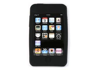 Product Image for Silicone Skin for iPod® Touch 2nd & 3rd Generation - Black