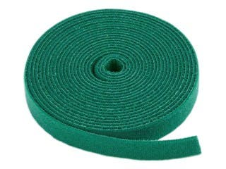 Product Image for Hook & Loop Fastening Tape 5 yard/roll, 0.75-inch  - Green