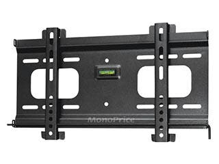 Product Image for Ultra-Slim Fixed Wall Mount Bracket for 32~55in TVs up to 165 lbs, Black