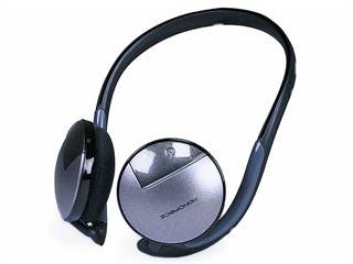 Product Image for Bluetooth® Wireless Stereo Headset - Gray