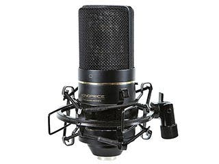 Product Image for Monoprice Large Diaphragm Condenser Microphone