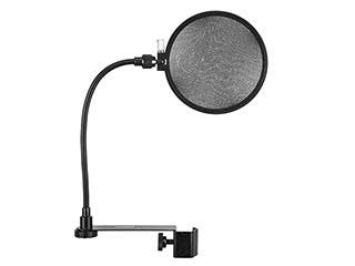 Product Image for Monoprice Dual-Screen Pop-Filter